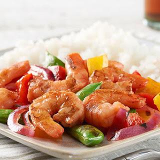 "Shrimp ""Grill-Fry"""