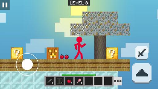 Stickman vs Multicraft: Lucky Block Craft 1.0.0 screenshots 3