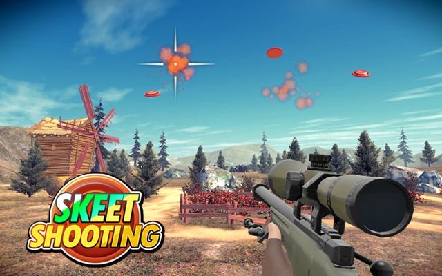3D Skeet Shooting
