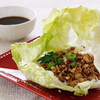 Chinese Chicken Lettuce Wraps Recipes