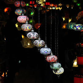 Persian Lamps by Almas Bavcic - Products & Objects Technology Objects