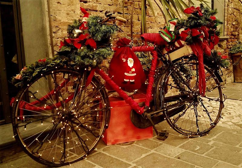 La bicicletta di Babbo Natale di GianGian