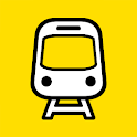 Subway Korea (Subway route navigation) icon