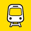 Subway Korea (Korea Subway route navigation) icon