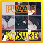 Sasuke Uchiha Puzzle: Jigsaw & Wallpaper HD