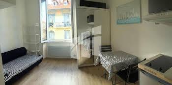 Studio meublé 12,35 m2
