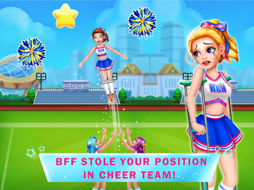 Cheerleader\'s Revenge 3 - Breakup Girl Story Games for PC