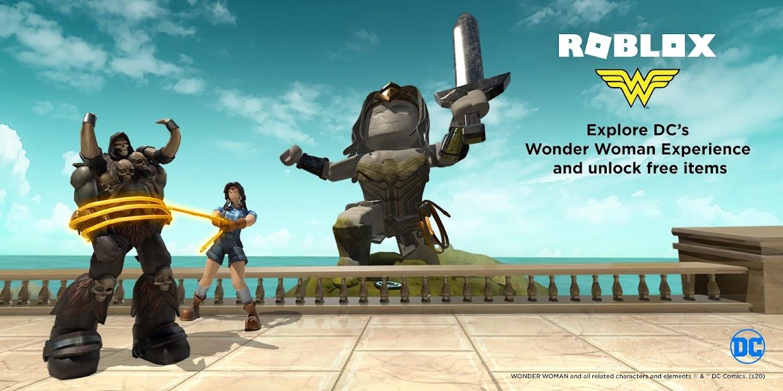 Roblox Android App Screenshot