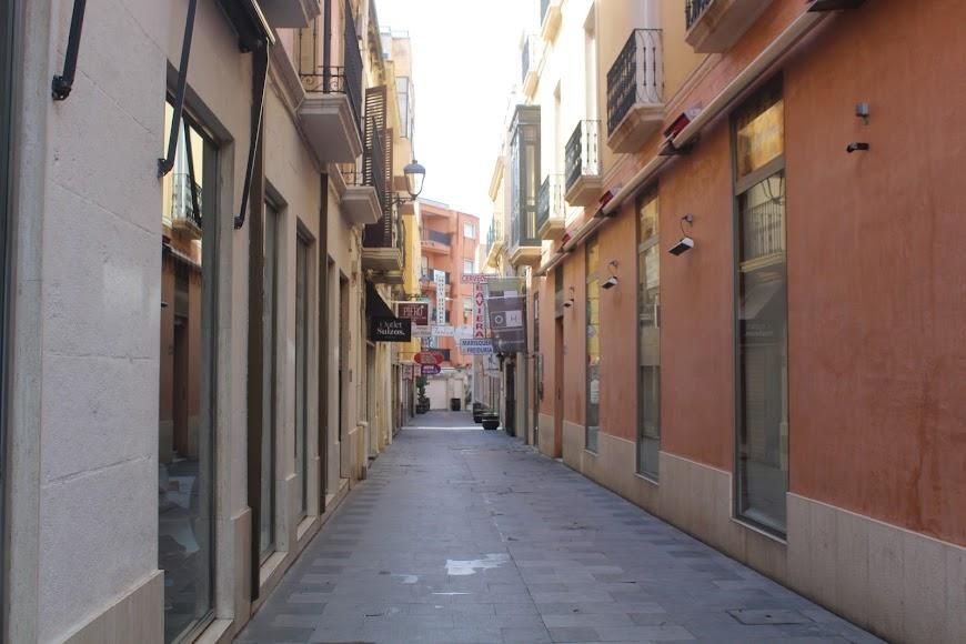 Calle Tenor Iribarne.
