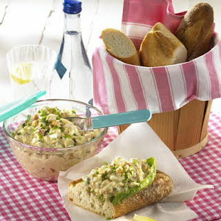 Tuna Egg Mayonnaise Sandwich Recipes.