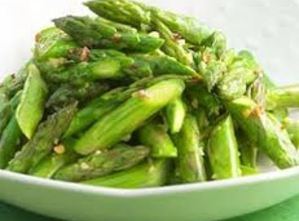 Yummy Buttered Asparagus Recipe
