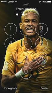 Neymar Lock Screen Hd Wallpaper Aplikasi Di Google Play