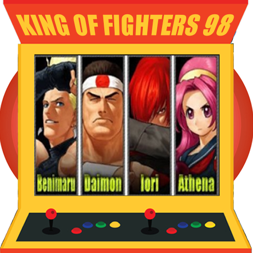 Guide King OF Fighters 98