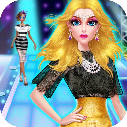 Top Model Makeup Salon (game)