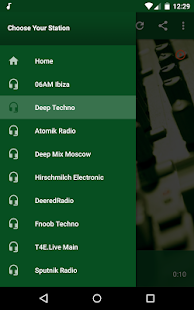 Techno Music Radio Live - náhled