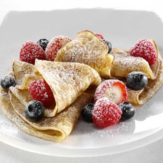 Low Fat Crepes
