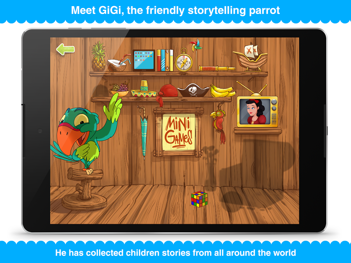 Tales with GiGi- screenshot