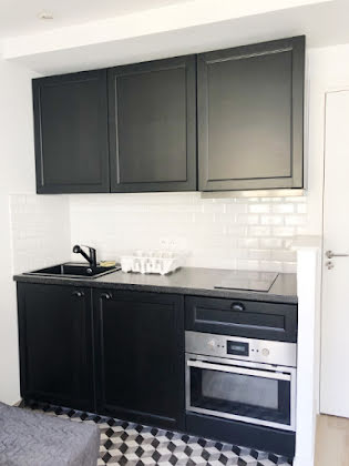Appartement a louer nanterre - 1 pièce(s) - 17.94 m2 - Surfyn