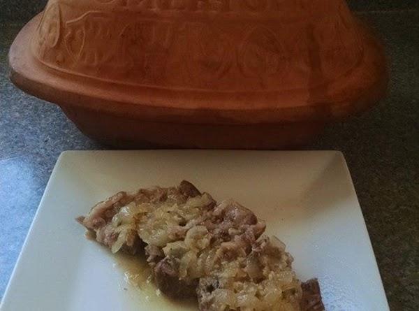 Clay Pot Cuban Style Pork Roast Recipe