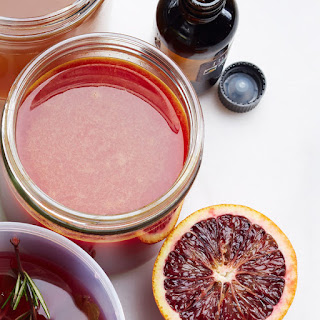 Citrus-Prickly Pear Elixir