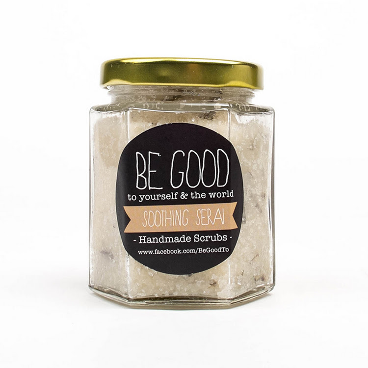 Soothing Serai - Body Scrub by BeGood