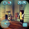 Dream House Craft: Design & Block Building Games icon