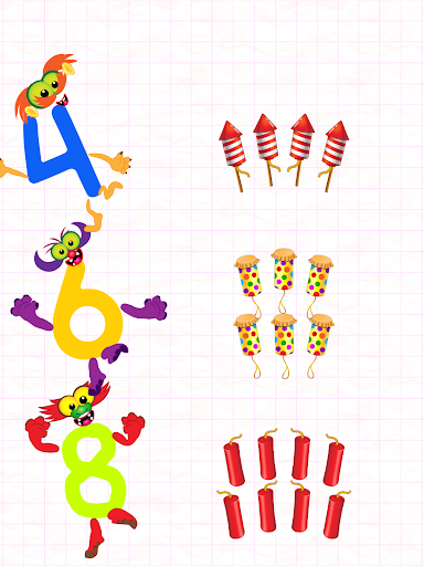 Learning numbers for kids! Writing Counting Games! 1.0.2.9 screenshots 14