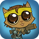 AFK Cats - Idle arena with cat heroes icon