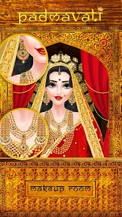 Indian Queen Padmavati Makeover - náhled