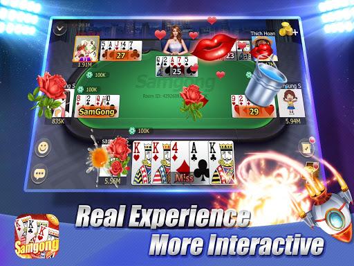 Samgong Indonesia - Classic Poker Card 1.5.5 screenshots 8