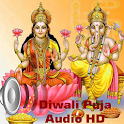 Diwali Puja Audio HD icon
