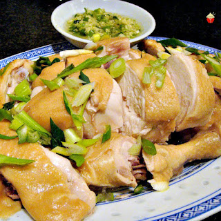 Chinese Drunken Soy Chicken