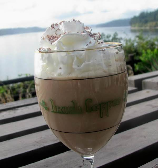 Coffee Flavored Kisses Drink Recipe