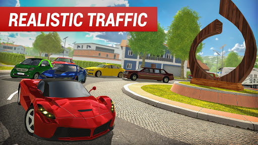 Roundabout 2: A Real City Driving Parking Sim 1.2 APK MOD screenshots 1