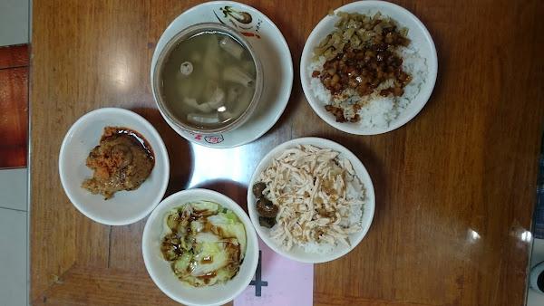 第一碗滷肉飯 南寮店