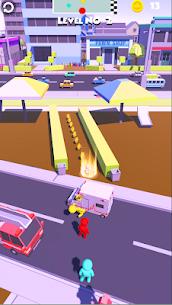 Traffic Race Run 3D 5