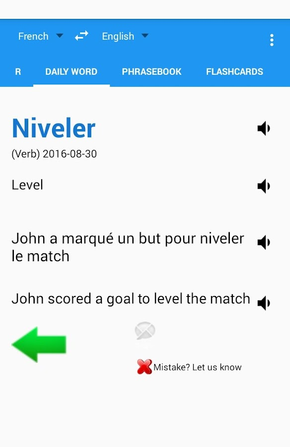 French English Translator Free- screenshot
