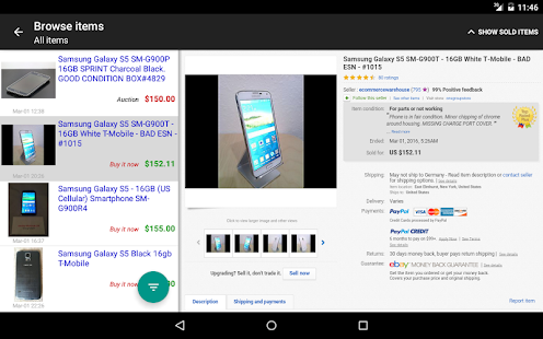 What's it worth on eBay? FREE- screenshot thumbnail