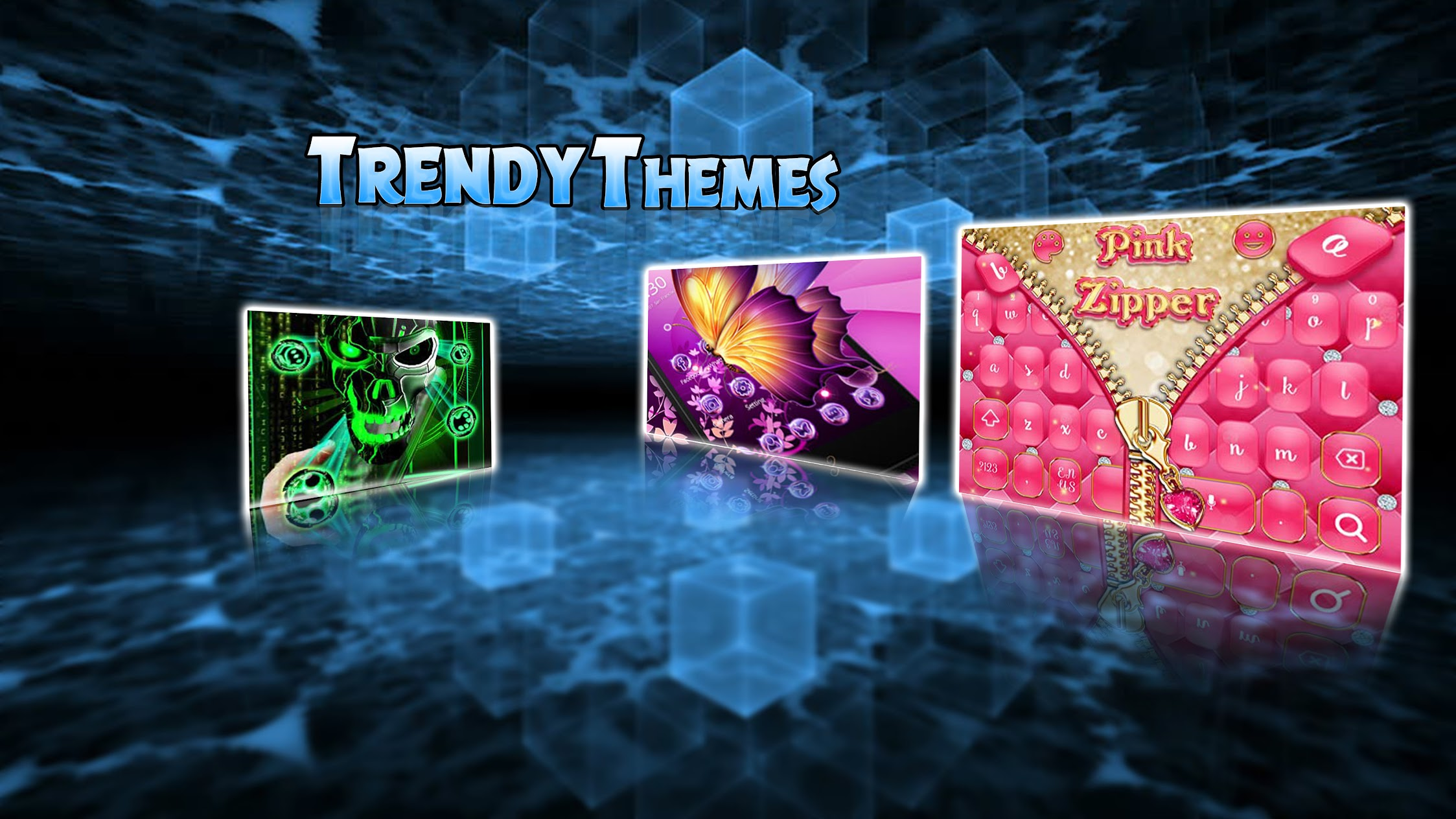 Android Themes Live Wallpapers
