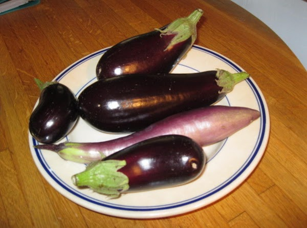 Eggplant From Jon's Garden Recipe