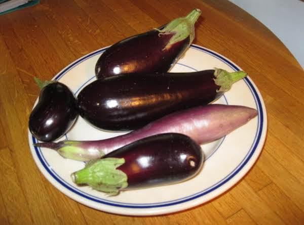 Eggplant From Jon's Garden