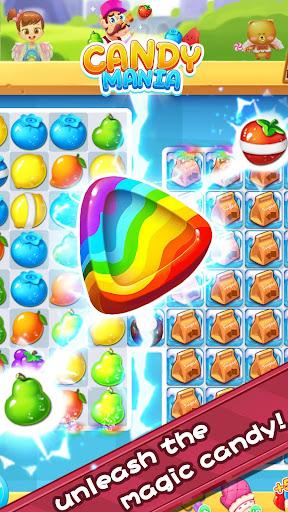 Sweet Candy Fever - New Fruit Crush Game Free 1.3.0 screenshots 4