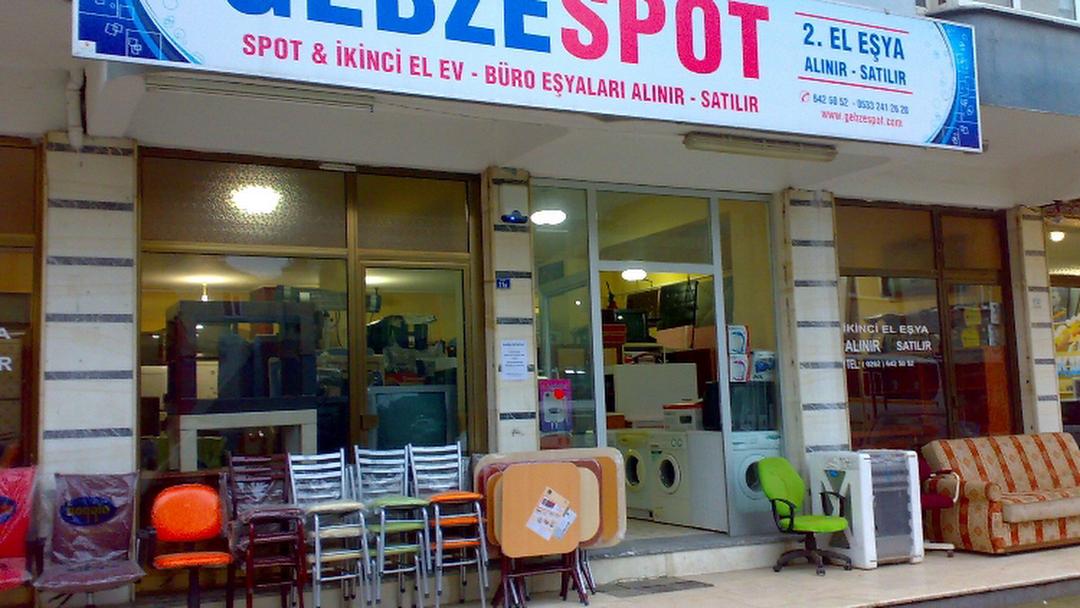 gebzespot business site