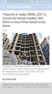GST News & Updates - náhled