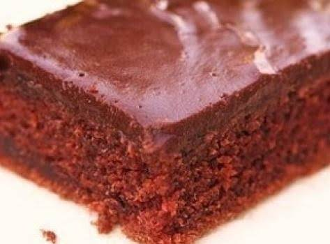 Microwave Texas Brownies Recipe