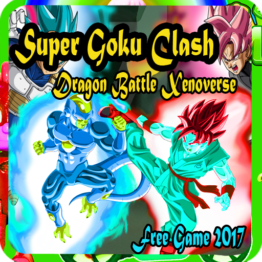 Super Goku Clash Dragon Battle Xenoverse (game)
