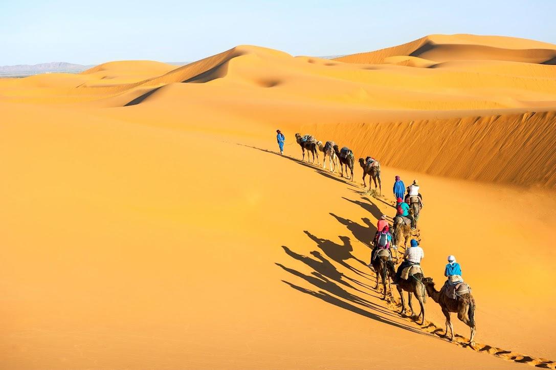 Aventura en familia por el desierto en el Puente de Diciembre