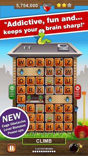 Word Wow Big City: Help a Worm 1.7.20 screenshots 6