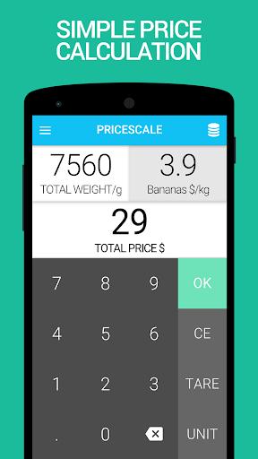 Price Scale Lite digital scale