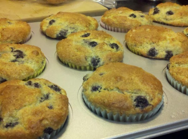 Signature Blueberry Muffins Recipe